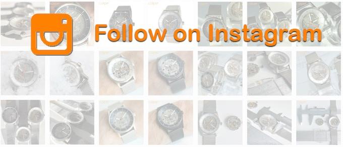Follow us on Instagram: instagram.com/caliperwatches/