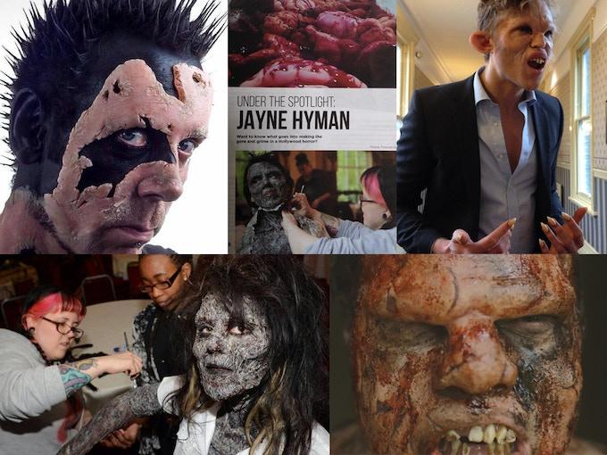 Jayne's Work