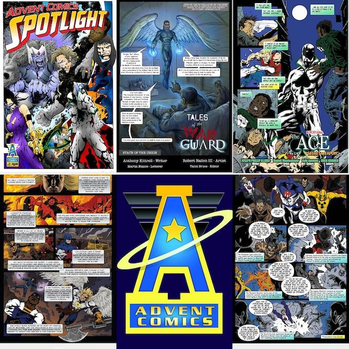 Advent Comics Spotlight