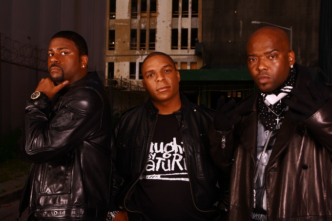 THANK YOU FOR AN AMAZING 25 YEARS ~ DJ KAY GEE, VIN ROCK & TREACH
