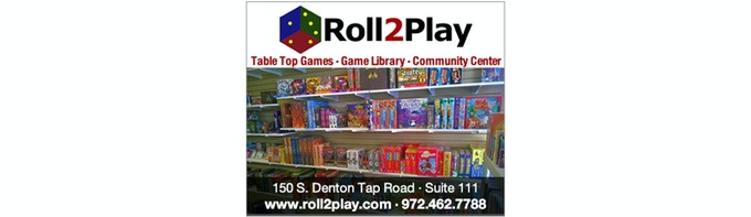 Are you in the DFW area? Come to the Mahola Game Play Demo at Roll2Play in Coppell on February 6th! Click for more info!