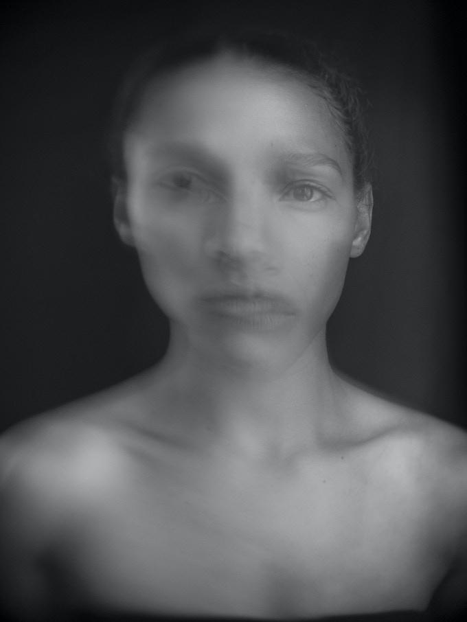 Actress Rhaechyl Walker, photography by Frank Ockenfels
