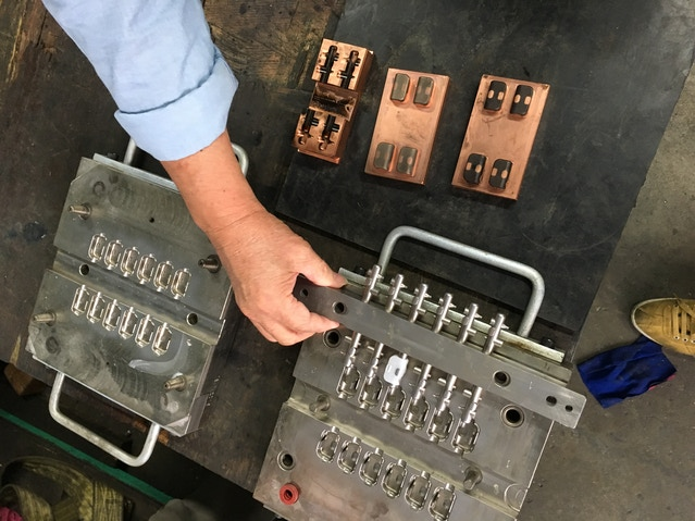 Full Tooling for mould fabrication and compression moulding.