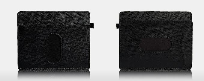 Urban Slim wallet 2.0 PLUS Black color