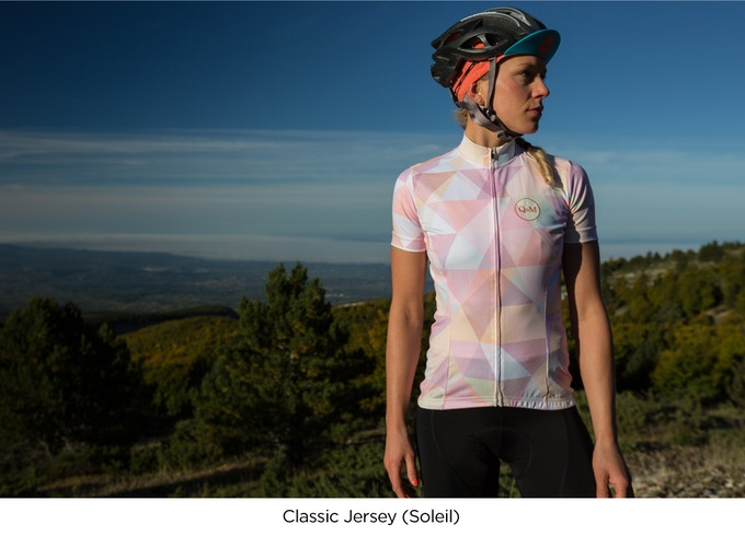 Queen of the Mountains - Women s Cycling Apparel by Alicia Bamford ... 23d3c32b9