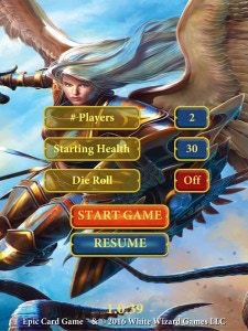 Epic Card Game by Robert Dougherty » The Final Stretch – New Epic