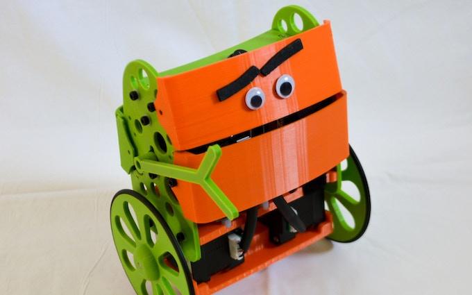 B-robot EVO. The self balancing robot