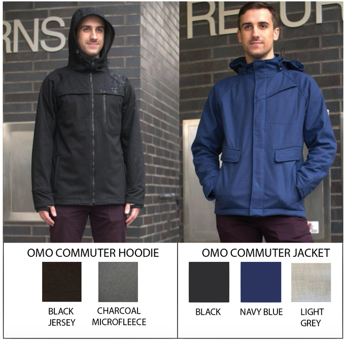One Man Outerwear (OMO) - Rewards