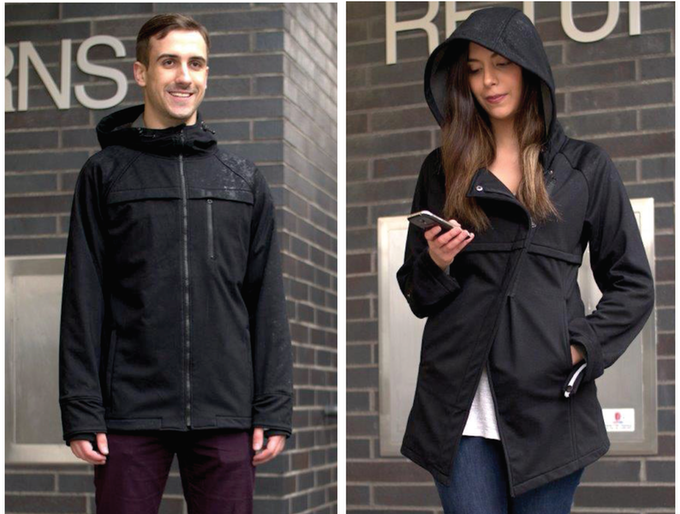 ONE MAN OUTERWEAR & MIA MELON COMMUTER HOODIES - REWARDS AVAILABLE