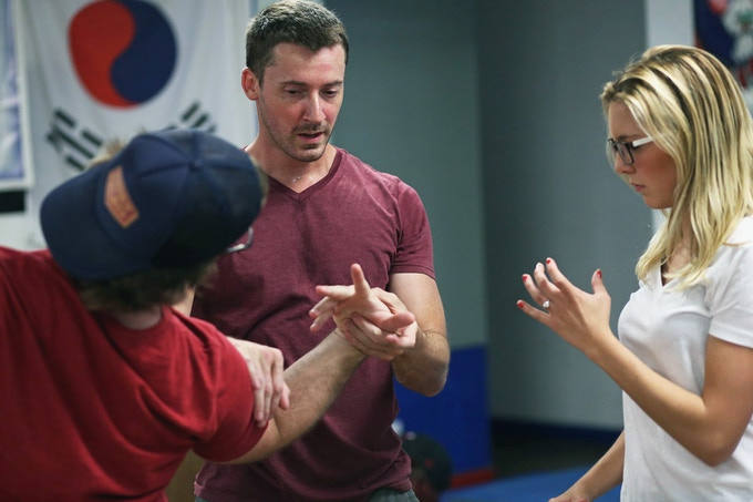 """Teaching choreography for the feature film """"When the Time is Right"""""""
