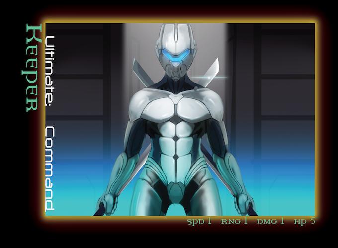 Cyborg Keeper
