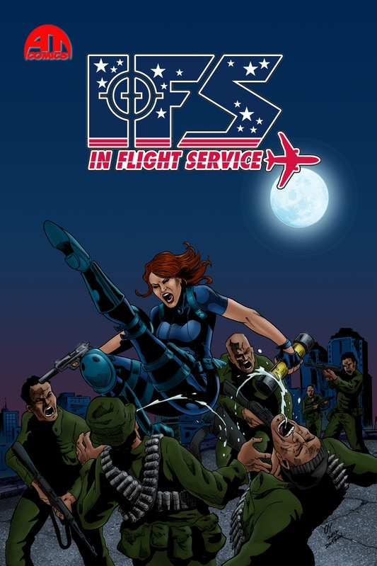 the legend of everett forge issue 1 by scott wilke
