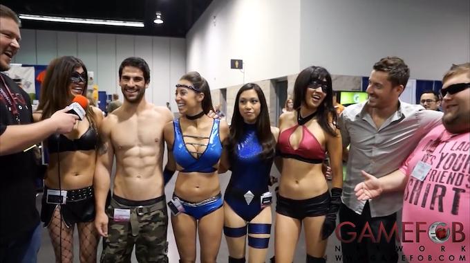 Gamefob Interview at WonderCon 2013