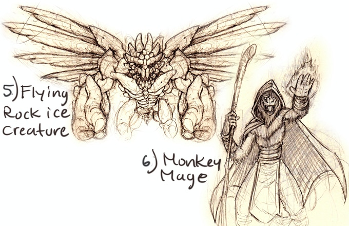 Early Scaler and Mage