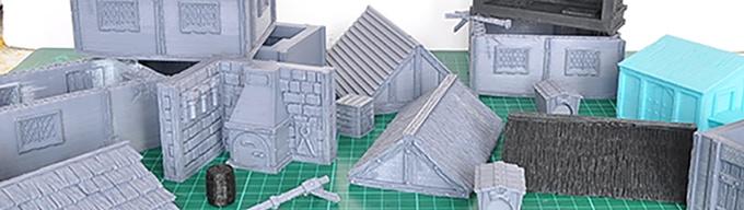 Some printed samples