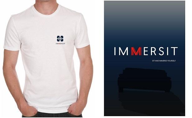 T-shirt & poster