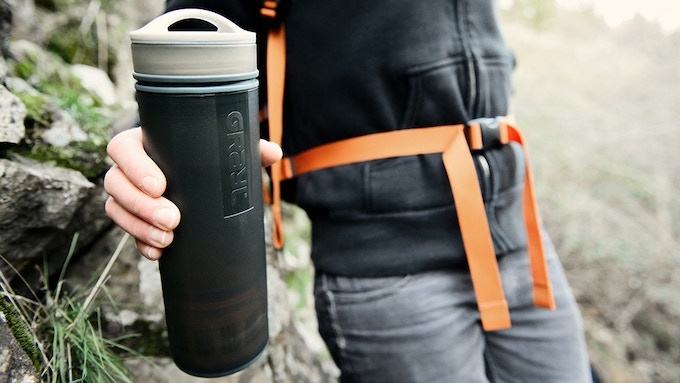Tough as nails, the Ultralight is designed to be used by anyone, on any adventure.