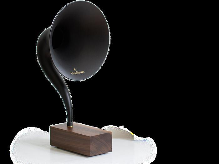Stream Nostalgia with the Gramovox Bluetooth Gramophone.