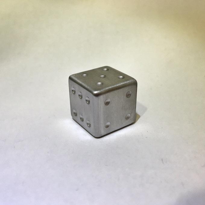 Al-Die (6061 Aluminum Dice)