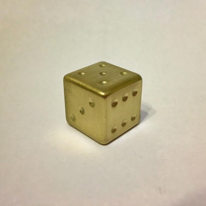 Cu3Zn2-Die C360 Brass Unlocked!