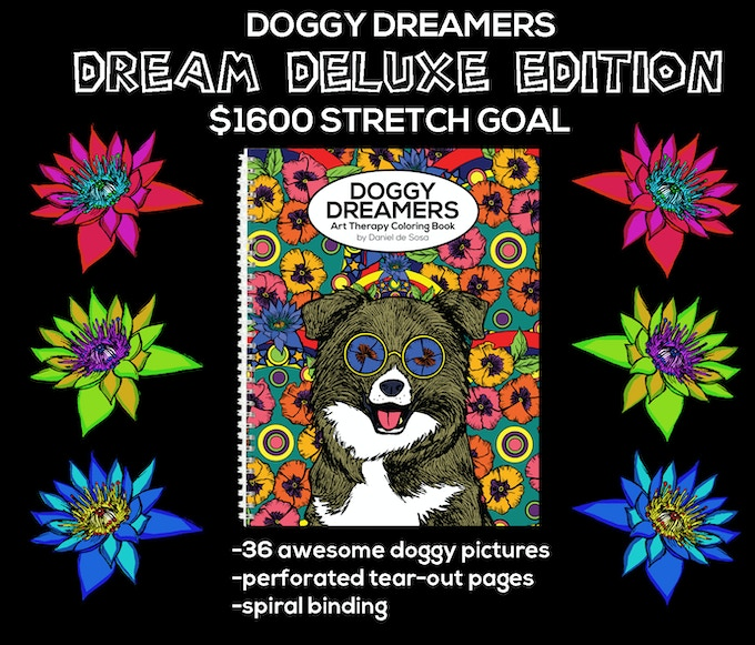 DREAM DELUXE EDITION STRETCH GOAL UNLOCKED