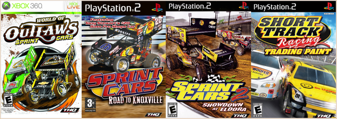 Our previously successful racing games