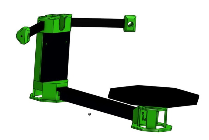 CowTech Ciclop - $99 Open Source 3D Scanner by CowTech