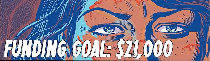 Funding goal: $21,000