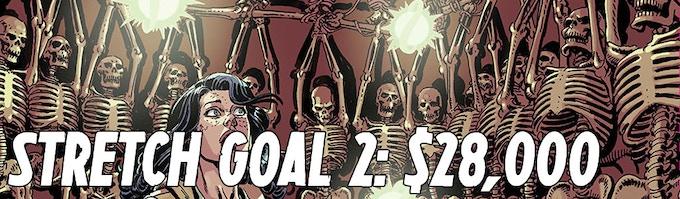 Stretch goal #2: $28,000