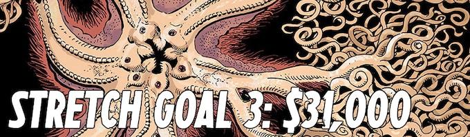 Stretch goal #2: $31,000