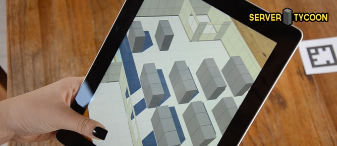 Augmented Reality first test Augmented Reality first test
