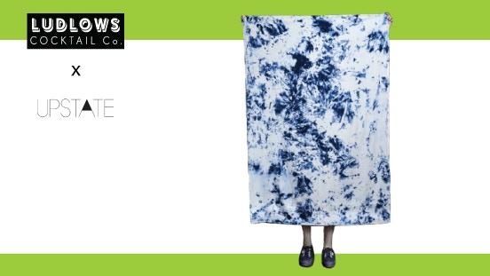 $125 Reward Tier - Limited Edition Upstate Picnic Blanket/Shawl/Wrap