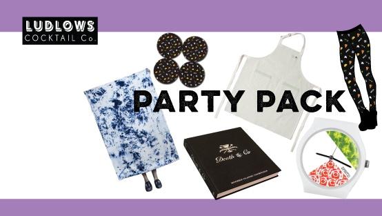$250 Reward Tier - SPRITZ! Party Pack