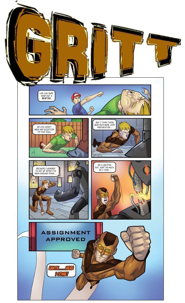 Gritt Preview Page