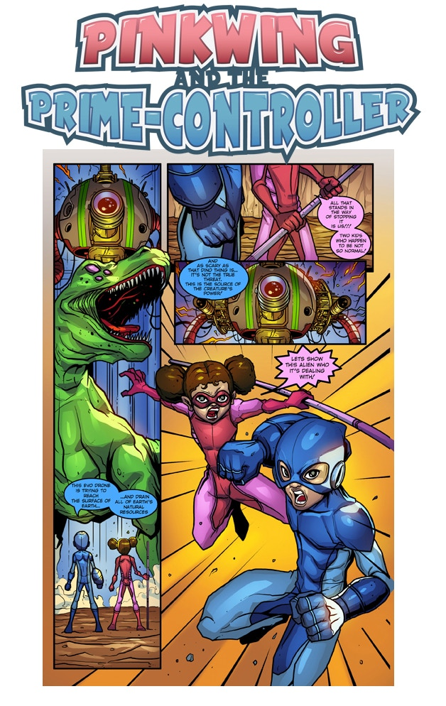 Pinkwing and The Prime-Controller Preview Page