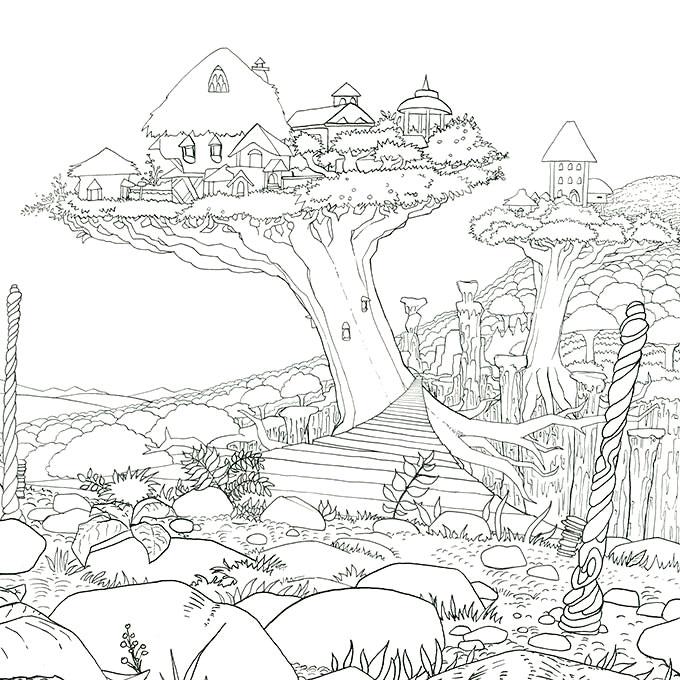 Treehouses by Witek