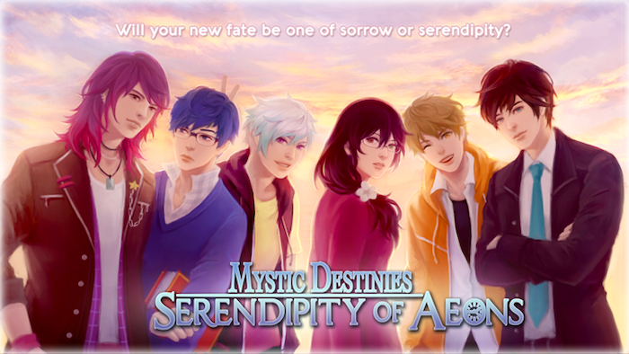 An urban fantasy otome visual novel about the journey of a college girl from human to legendary sorceress alongside her chosen partner.
