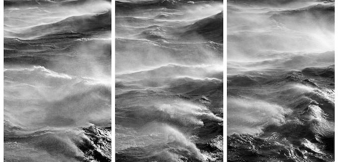South Atlantic Ocean, Tryptic / tríptico del Atlántico Sur