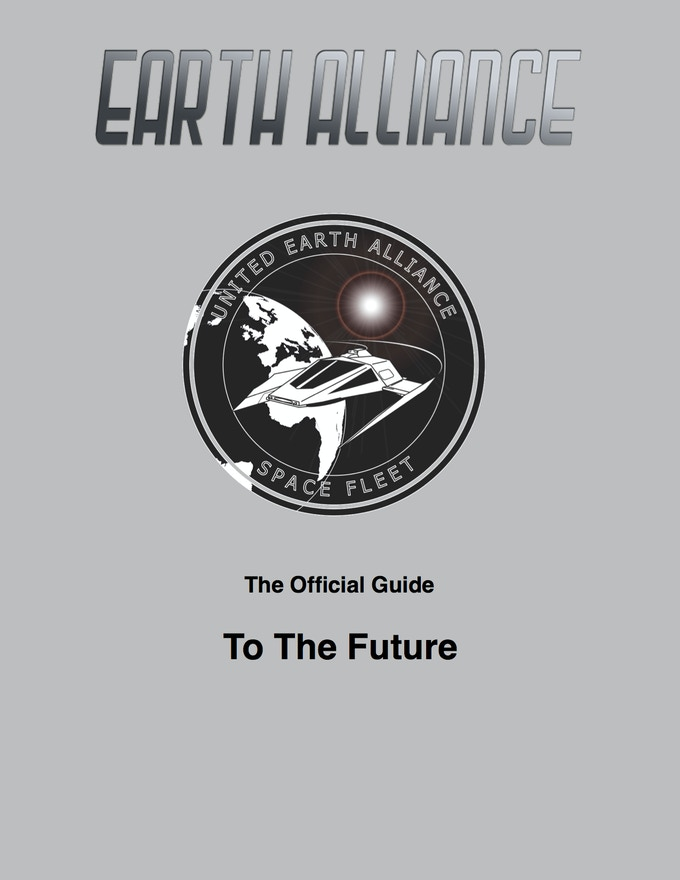 The Earth Alliance: Companion