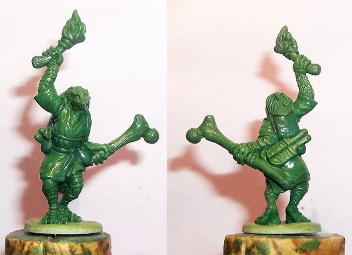 Heroines in Sensible Shoes - 28mm miniatures for roleplaying