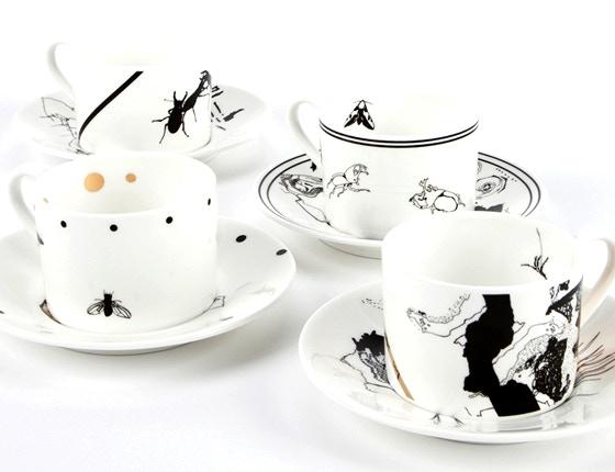 Fine Bone China Ceramic Mug Cup Collection Made In