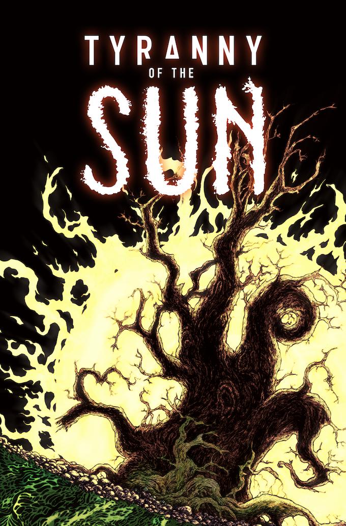 Main Cover by Jonathan La Mantia.