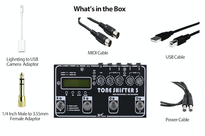 Tone Shifter Smart Sound Interface by Tone Shifter