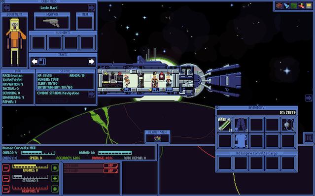 Interstellaria by Jonathan P  King — Kickstarter