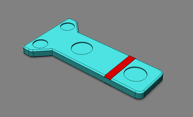Added the protrude layer for further stabilization of Quarter Stick in the charging port.