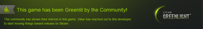 NOOZh has been Greenlit!