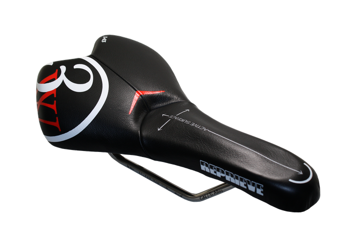 The Reprieve Bicycle Saddle by Angie Marceleno — Kickstarter