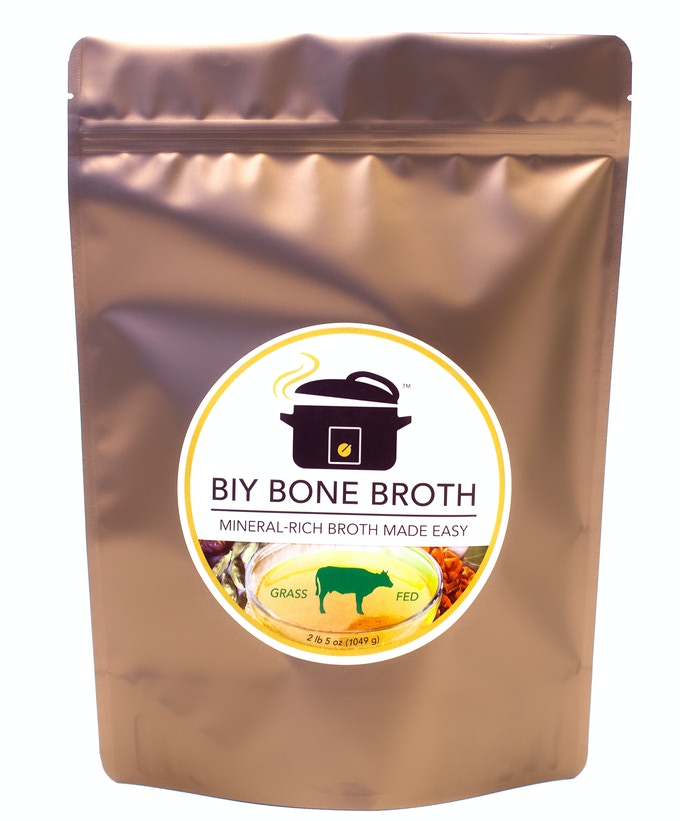 Brewityourself bone broth by jeremy gilsoul kickstarter brewityourself bone broth beef kit solutioingenieria Image collections