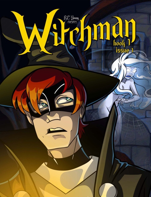 Witchman by Rachel Young.