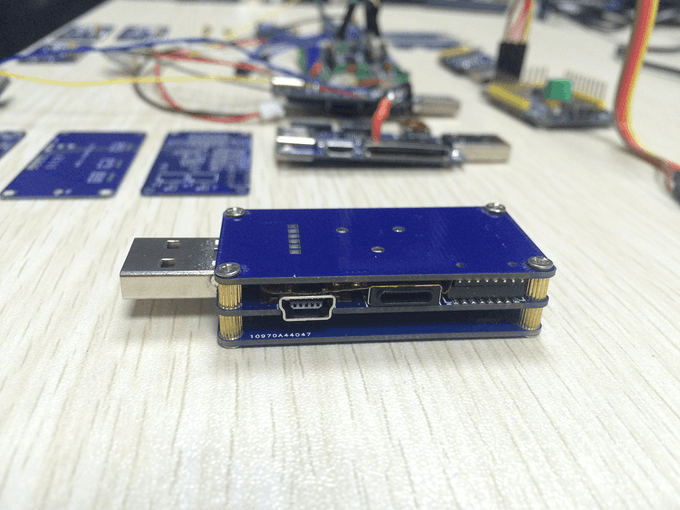 The latest qualMeter prototype is ready for mass production.